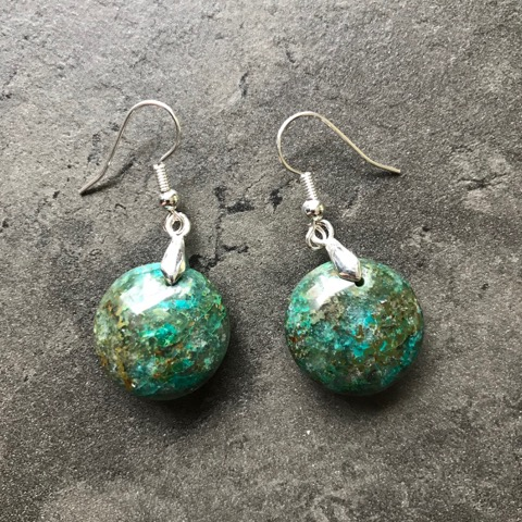 Chrysocolle ronde